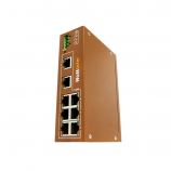 DS108_industrial unmanaged Ethernet switch