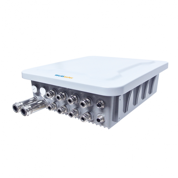 SCB1000.1200 Industrial Embedded Smart City Box|WoMaster